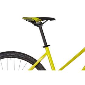 Cube Curve Pro Rower crossowy  Kobiety Trapez żółty